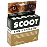 VALUE PACK - Scoot Fox Repellent - 4...