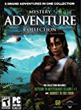 Mystery Adventure Collection: Return to Mysterious Island 1 & 2 + Journey to the Moon PC NEW