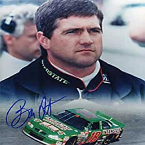 Bobby Labonte Autographed Signed 8x10 Photo by Memorabilia