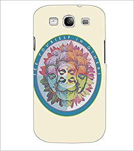 SAMSUNG GALAXY S3 PAINTING Designer Back Cover Case By PRINTSWAG