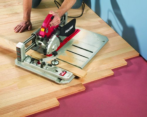 Skil 3600 02 120 Volt Flooring Saw Solid Wood Floor