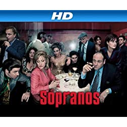 The Sopranos: Season 4 [HD]