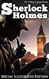 img - for Sherlock Holmes Collection : [Special Illustrated Edition] [Free Audio Links] book / textbook / text book