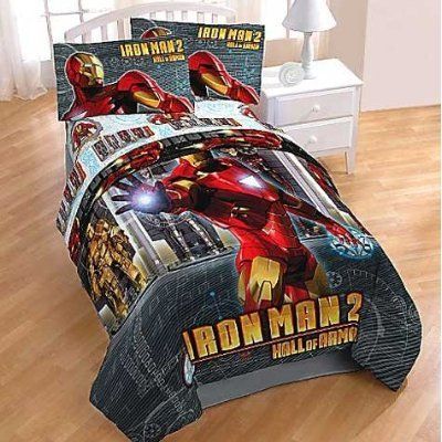 Marvel Iron Man Comforter