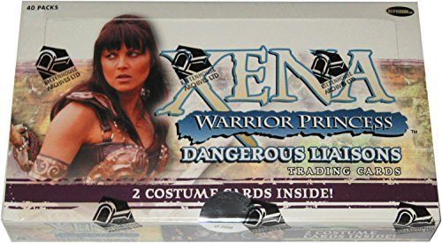 Xena Dangerous Liaisons Trading Card Box by