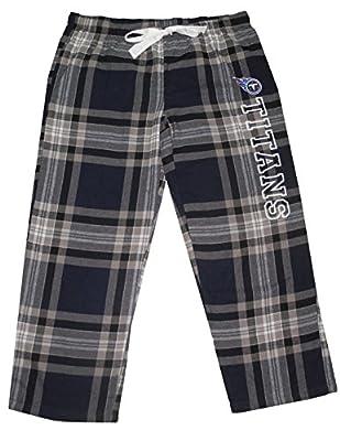 NFL Tennessee Titans WOMENS Sleepwear Fall / Winter Pajama Pants