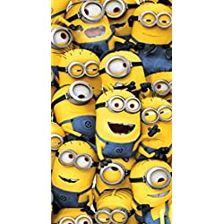 Despicable Me, Minion, Telo mare 100% cotone