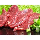 会津馬刺し モモ肉 (赤身刺し)130g/P 【天馬】 [その他]