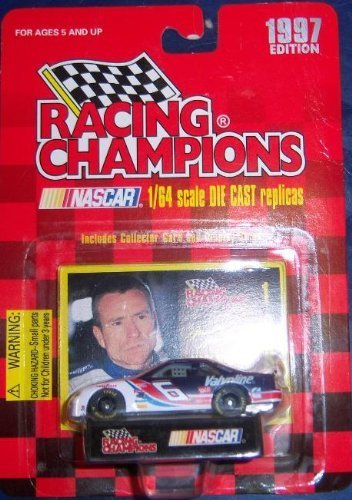 1997 Racing Champions # 6 Mark Martin 1/64 scale - 1