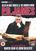 P.D. James - Death In Holy Orders / The Murder Room