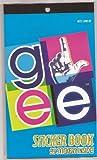 Glee Sticker Book ~ 95 Stickers