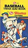 img - for Baseball Trivia Quiz Book book / textbook / text book