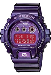 Casio Men's DW6900CC-6 G-Shock Metallic Purple Digital Sport WatchDW6900CC-6