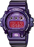 Casio Men's DW6900CC-6 G-Shock Metallic Purple Digital Sport WatchDW6900CC-6