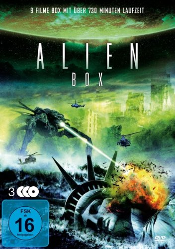 Alien Box [3 DVDs]