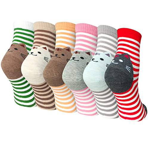 Womens Cute Animal Socks