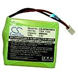 Battery for Samsung SP-R6100 Twin Ni-MH 2.4V 600mAh - BC102168, 82H, CP25, E47H, T304, T335, GP5M2BMX2