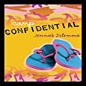 Jenna's Dilemma: Camp Confidential #2 Audiobook by Melissa Morgan Narrated by Lauren Davis