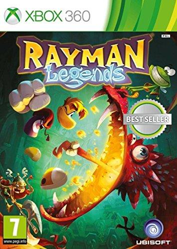 Rayman Legends – classics