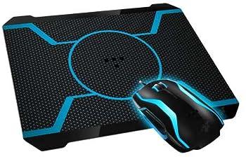 TRON Bundle: ゲーミングマウス&マット Designed by Razer 【正規保証品】 RZ84-00520100-B1A1
