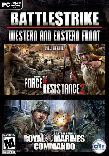 Royal Marines Commando / Battlestrike Force of Resistance 2 - Action Pack