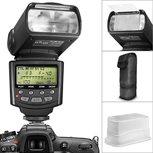 Altura-Photo-Professional-I-TTL-Auto-Focus-Dedicated-Flash-AP-N1001-for-NIKON-DSLR-Cameras-including-D3200-D3100-D3000-D3300-D5000-D5100-D5200-D5300-D7000-D7100-D200-D300-D600-D610-D700-D750-D800-Flas