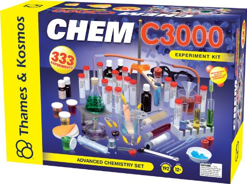 CHEM C3000 - Advanced Chemistry Set