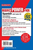 img - for Spanish Power Pack (Barron's Regents Power Packs) book / textbook / text book