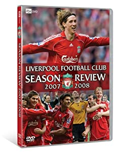 Liverpool - Season Review 20072008 Dvd by ITV Studios Home Entertainment