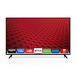 VIZIO E65-C3 65-Inch 1080p Smart LED HDTV