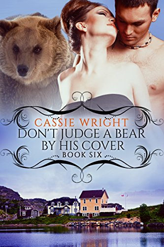 Don't Judge a Bear by His Cover: (BBW Paranormal Shape Shifter Romance) (Honeycomb Falls Book 6)