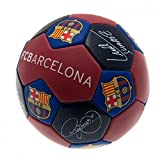 Official FC Barcelona Nuskin Football (Size 3)