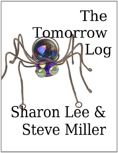 The Tomorrow Log cover
