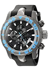 Invicta Men's 20465 TI-22 Analog Display Quartz Black Watch