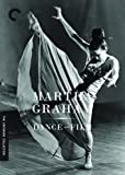 echange, troc Criterion Collection: Martha Graham - Dance on [Import USA Zone 1]