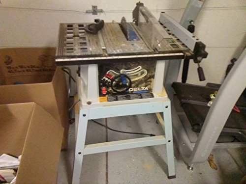 Delta ts200ls shopmaster 10 inch portable bench saw with for 10 inch delta table saw