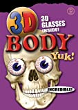 3D Body Book, 3d glasses included