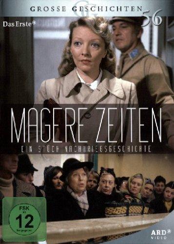 Magere Zeiten (Große Geschichten 56) (Neuauflage) [3 DVDs]