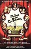 A Prairie Home Companion: The Screenplay of the Major Motion Picture (0143038230) by Keillor, Garrison
