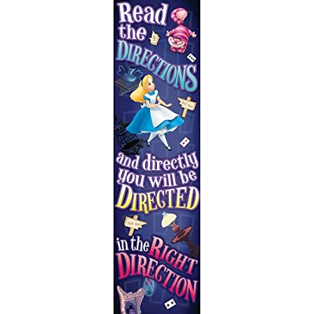 Eureka banners can add vivid color to any room, wall, door or bulletin board. Keep an eye out for different banners for all your seasonal and everyday decor needs.