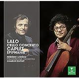 Lalo : Concerto pour violoncelle - Caplet : Épiphanie pour violoncelle et orchestre