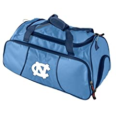 Buy Brand New North Carolina Tar Heels NCAA Athletic Duffel Bag by Things for You