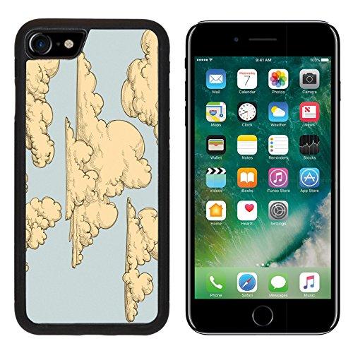 msd-premium-apple-iphone-7-iphone7-aluminum-backplate-bumper-snap-case-vintage-clouds-image-10086975
