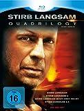 Stirb Langsam - Quadrilogy 1-4 [Blu-ray]