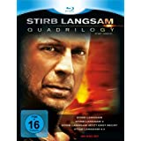 "Stirb Langsam - Quadrilogy 1-4 [Blu-ray]von ""Bruce Willis"""
