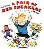 img - for A Pair of Red Sneakers by Lisa Lawston (1998-09-01) book / textbook / text book