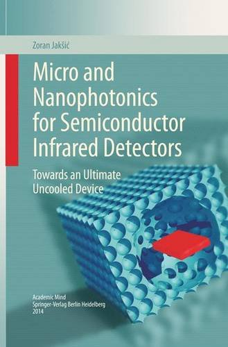 Micro and Nanophotonics for Semiconductor Infrared Detectors: Towards an Ultimate Uncooled Device