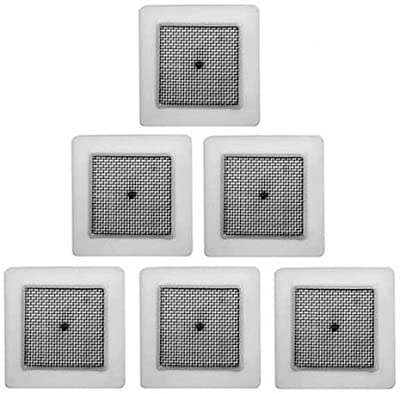 6 Ozone Plates for Alpine Ecoquest Living Air Purifier