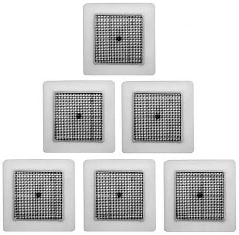 6 Ozone Plates for Alpine Ecoquest Living Air Purifier (Living Air 880 compare prices)