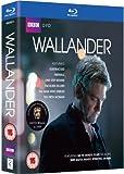 Wallander: Series - Season 1 & 2 Box Set [Blu-ray] [Region Free]